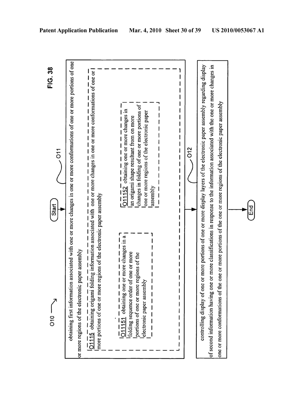 E-paper display control of classified content based on e-paper conformation - diagram, schematic, and image 31