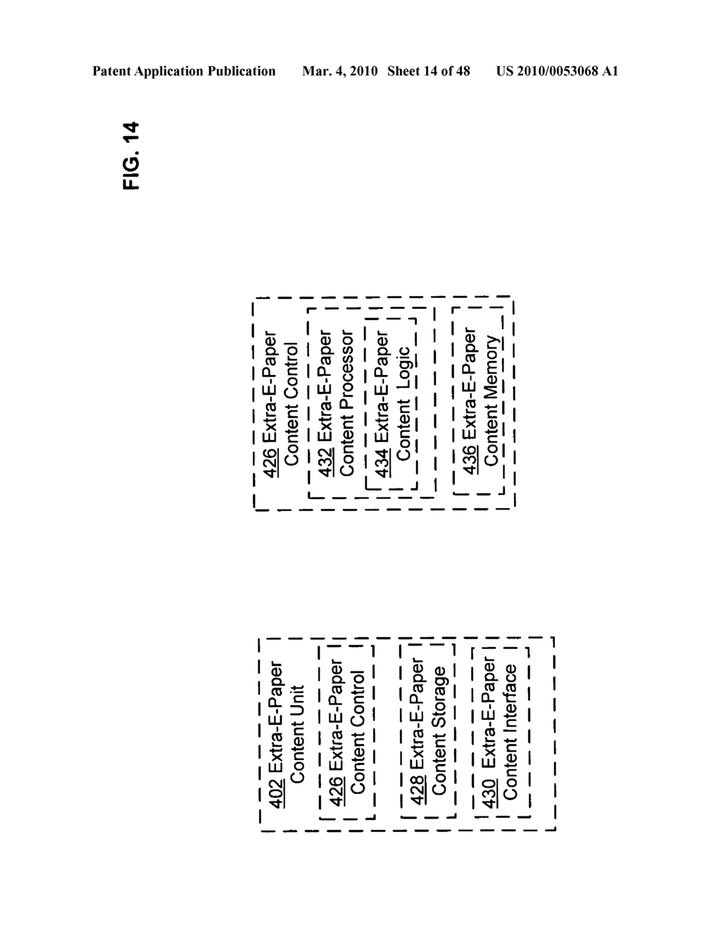 Bendable electronic device status information system and method - diagram, schematic, and image 16