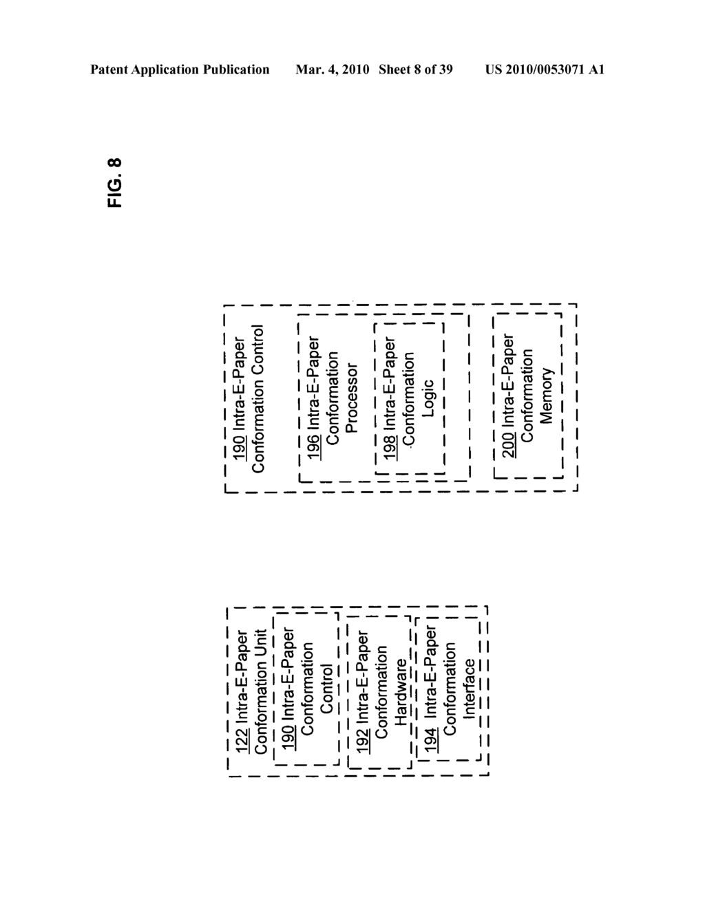 Display control of classified content based on flexible display containing electronic device conformation - diagram, schematic, and image 09