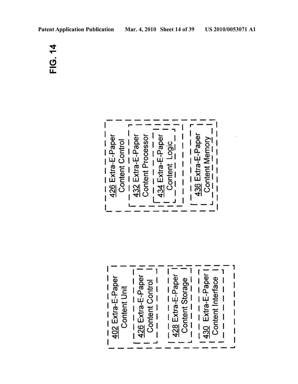 Display control of classified content based on flexible display containing electronic device conformation - diagram, schematic, and image 15