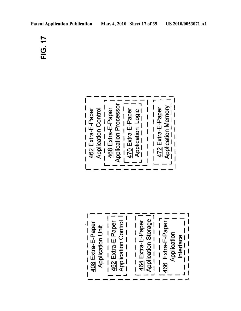 Display control of classified content based on flexible display containing electronic device conformation - diagram, schematic, and image 18