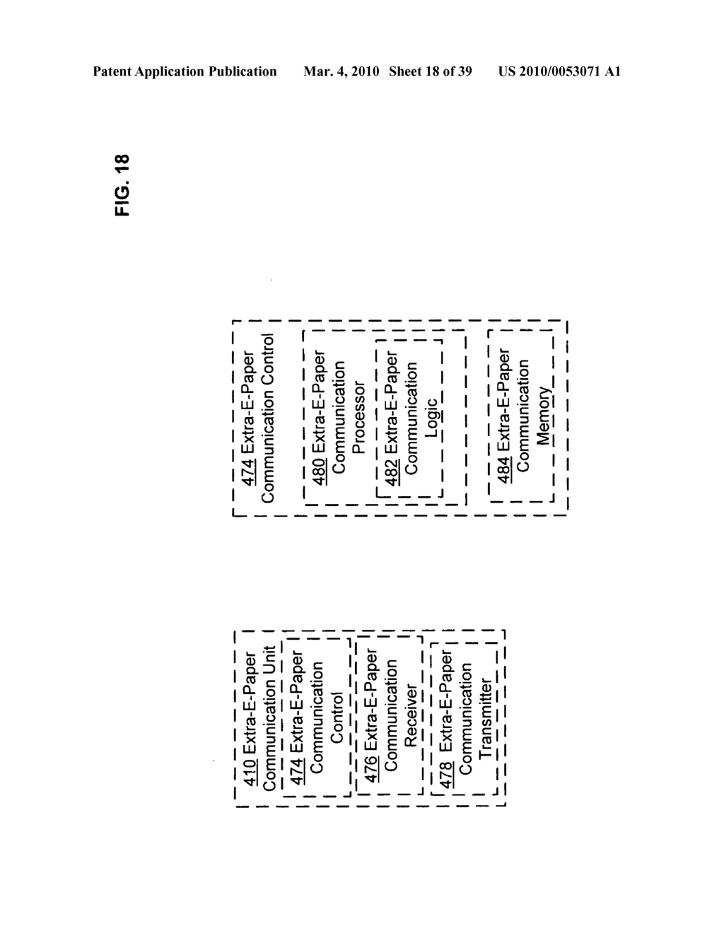 Display control of classified content based on flexible display containing electronic device conformation - diagram, schematic, and image 19
