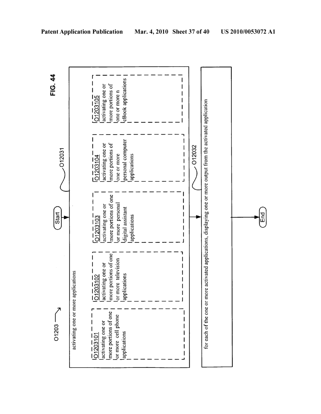 Application control based on flexible interface conformation sequence status - diagram, schematic, and image 38