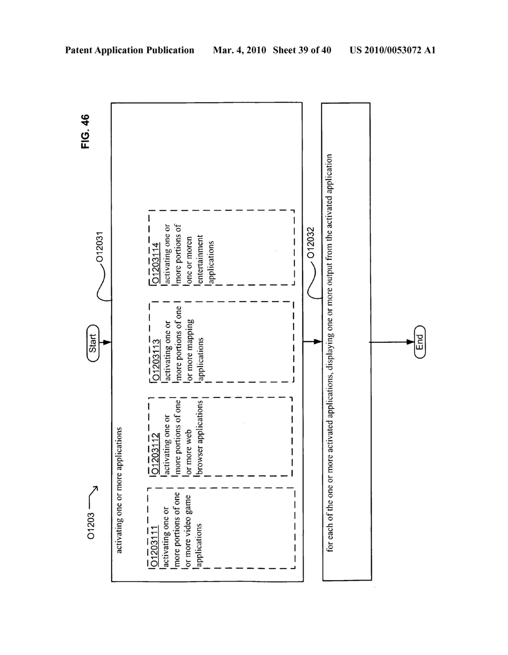 Application control based on flexible interface conformation sequence status - diagram, schematic, and image 40
