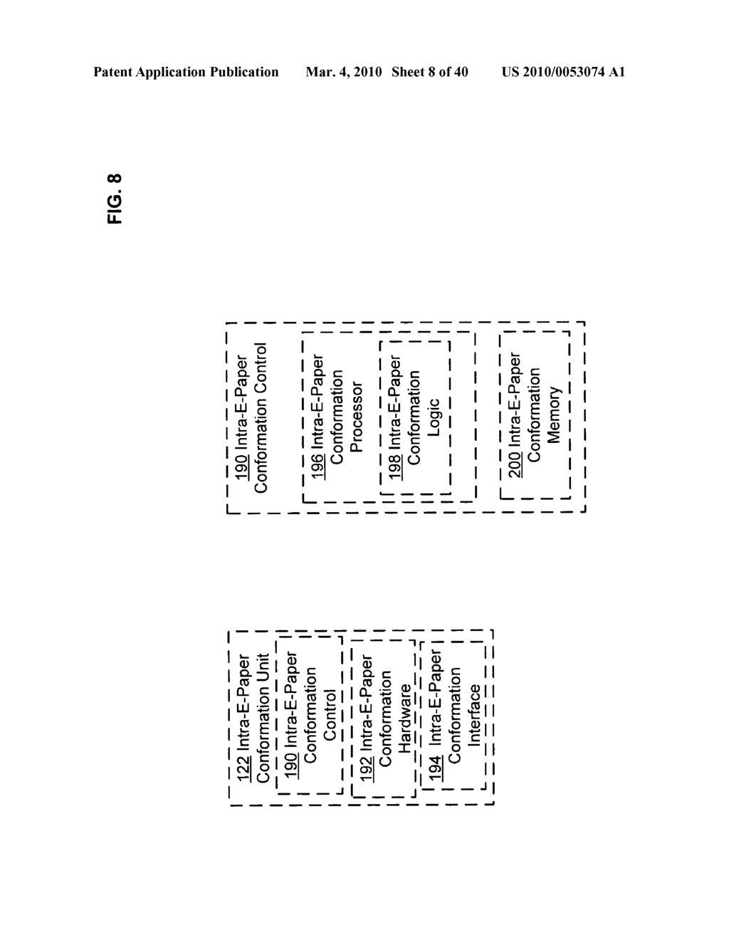 Display control based on bendable display containing electronic device conformation sequence status - diagram, schematic, and image 09