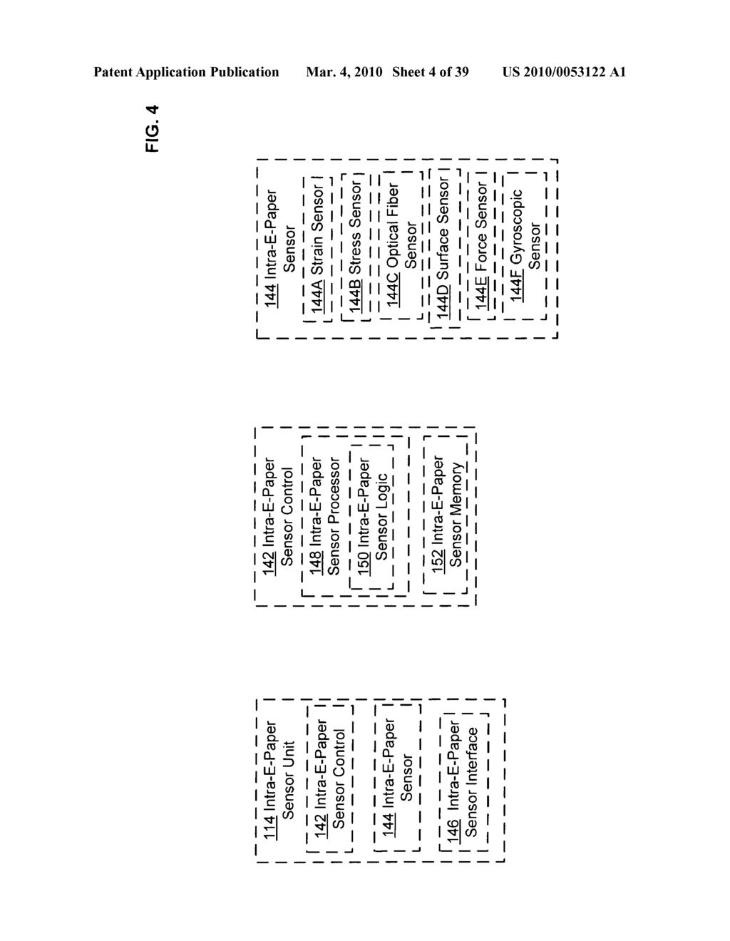Display control of classified content based on flexible interface E-paper conformation - diagram, schematic, and image 05