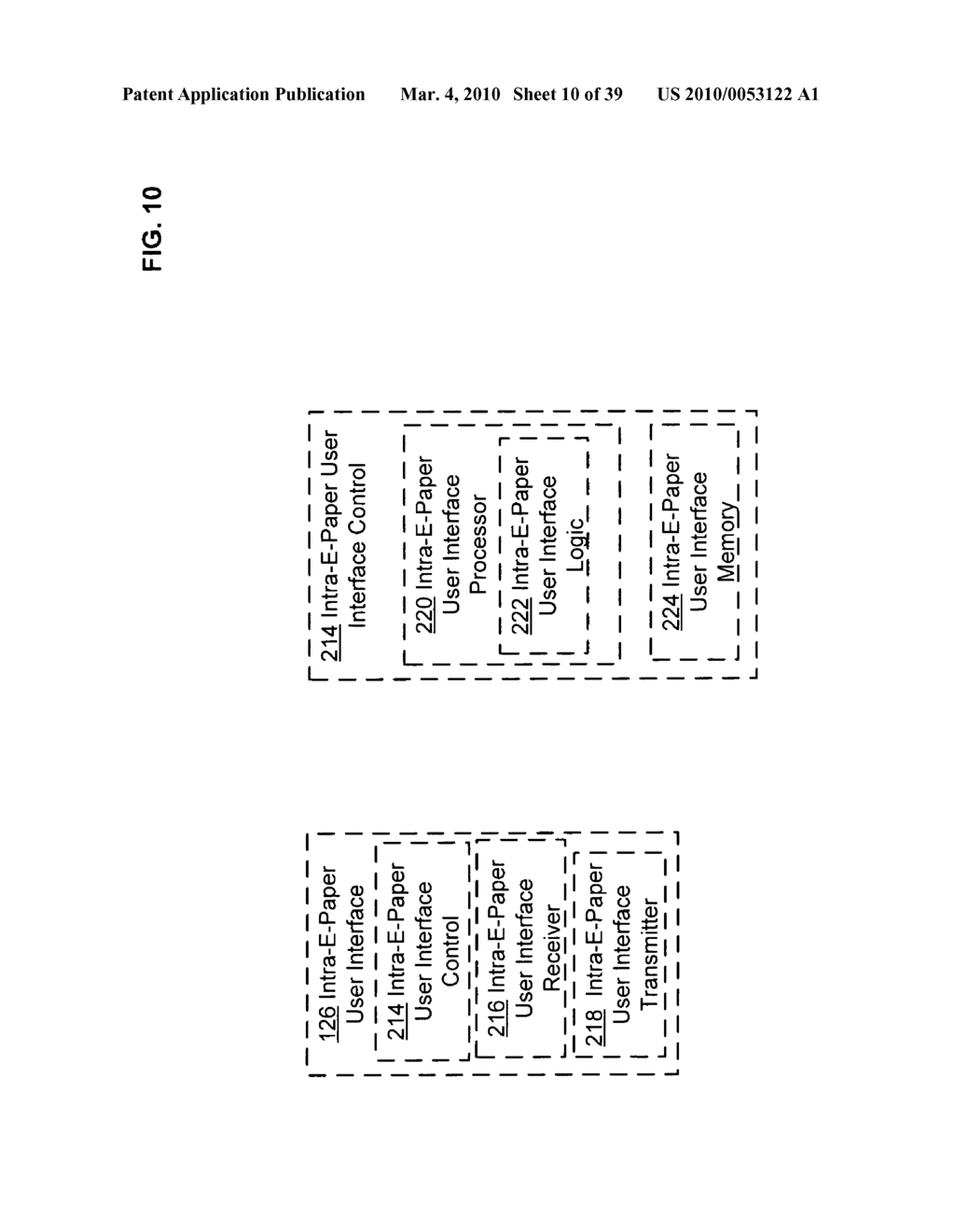 Display control of classified content based on flexible interface E-paper conformation - diagram, schematic, and image 11