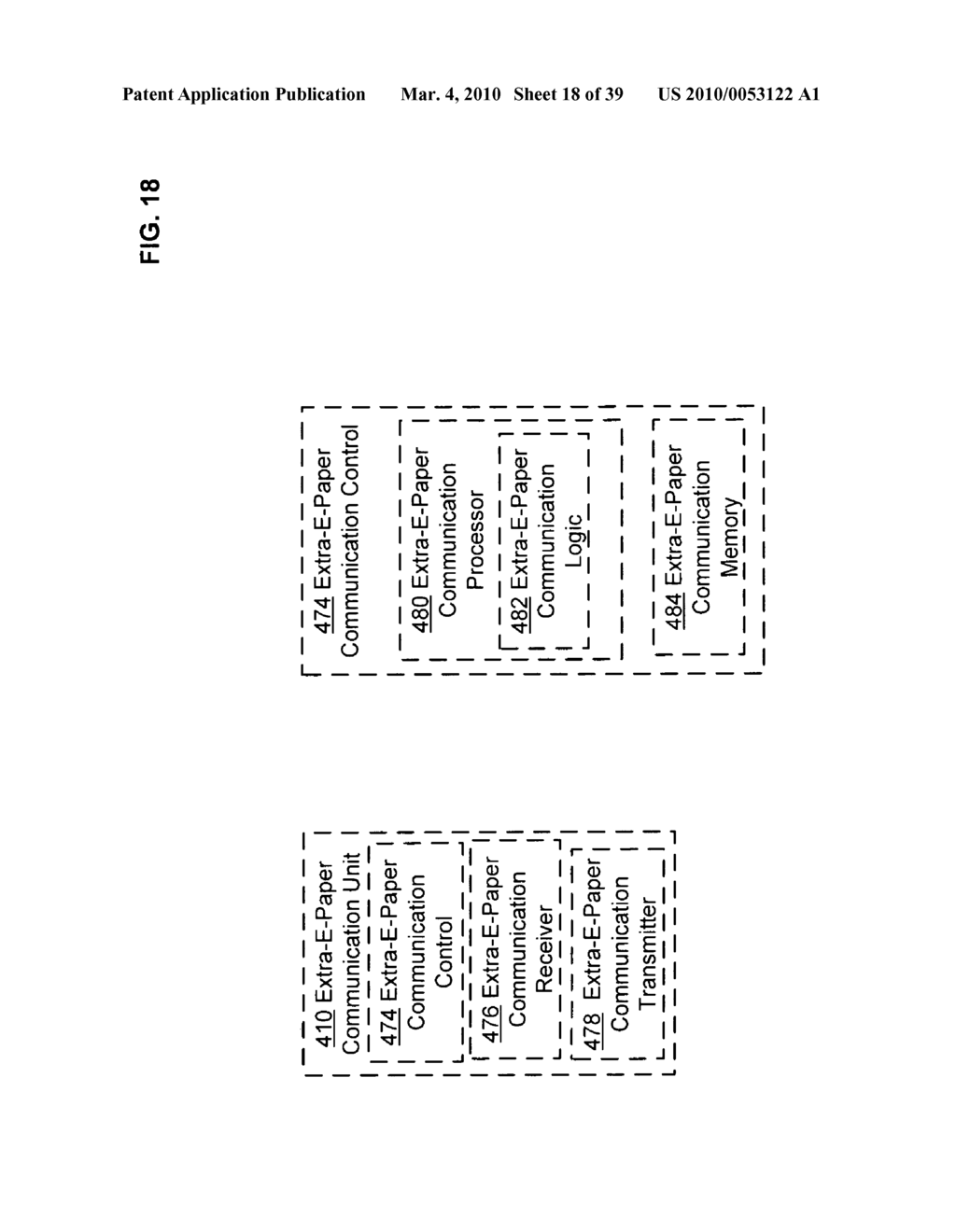 Display control of classified content based on flexible interface E-paper conformation - diagram, schematic, and image 19