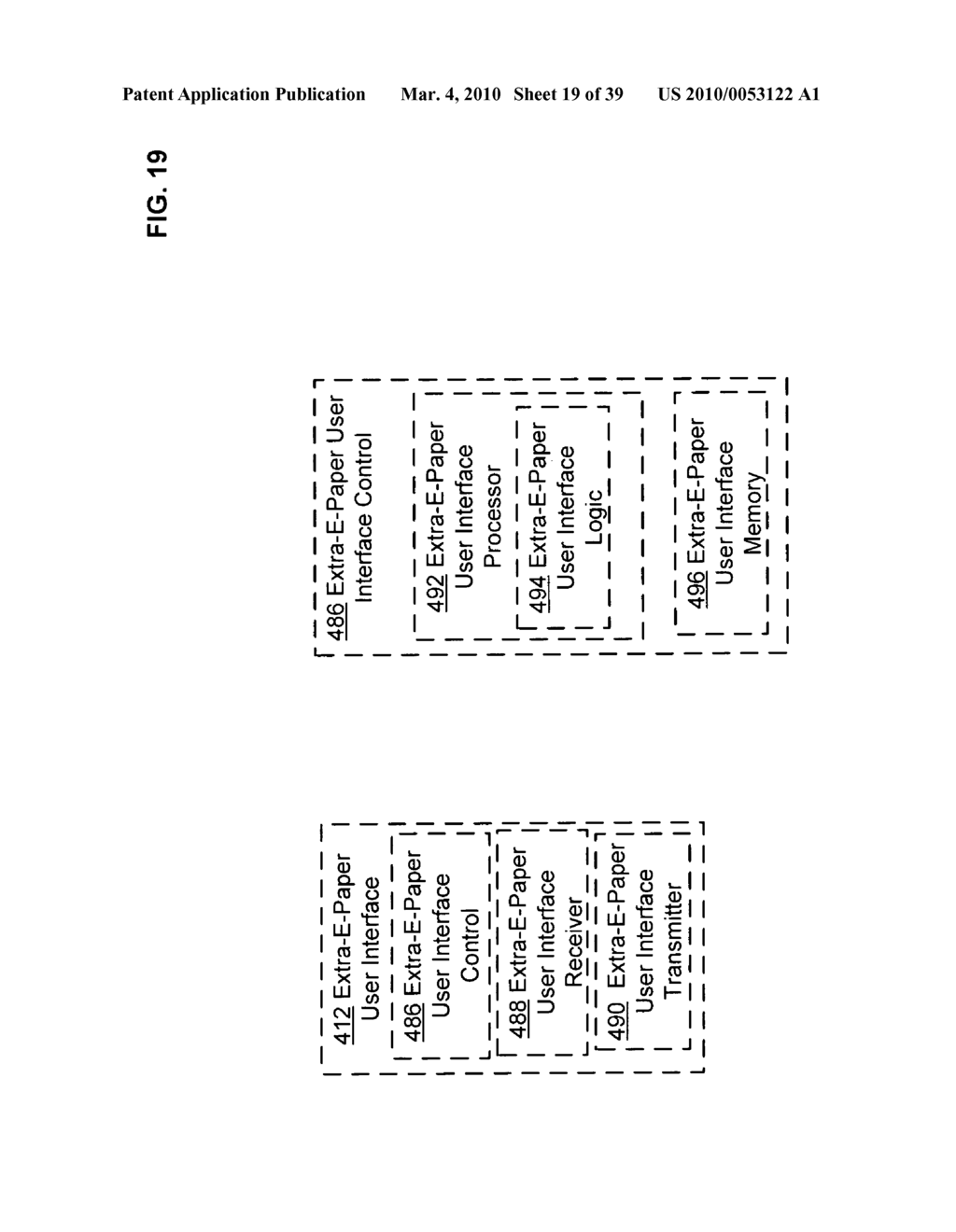 Display control of classified content based on flexible interface E-paper conformation - diagram, schematic, and image 20