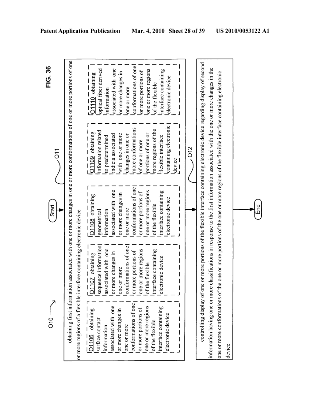 Display control of classified content based on flexible interface E-paper conformation - diagram, schematic, and image 29