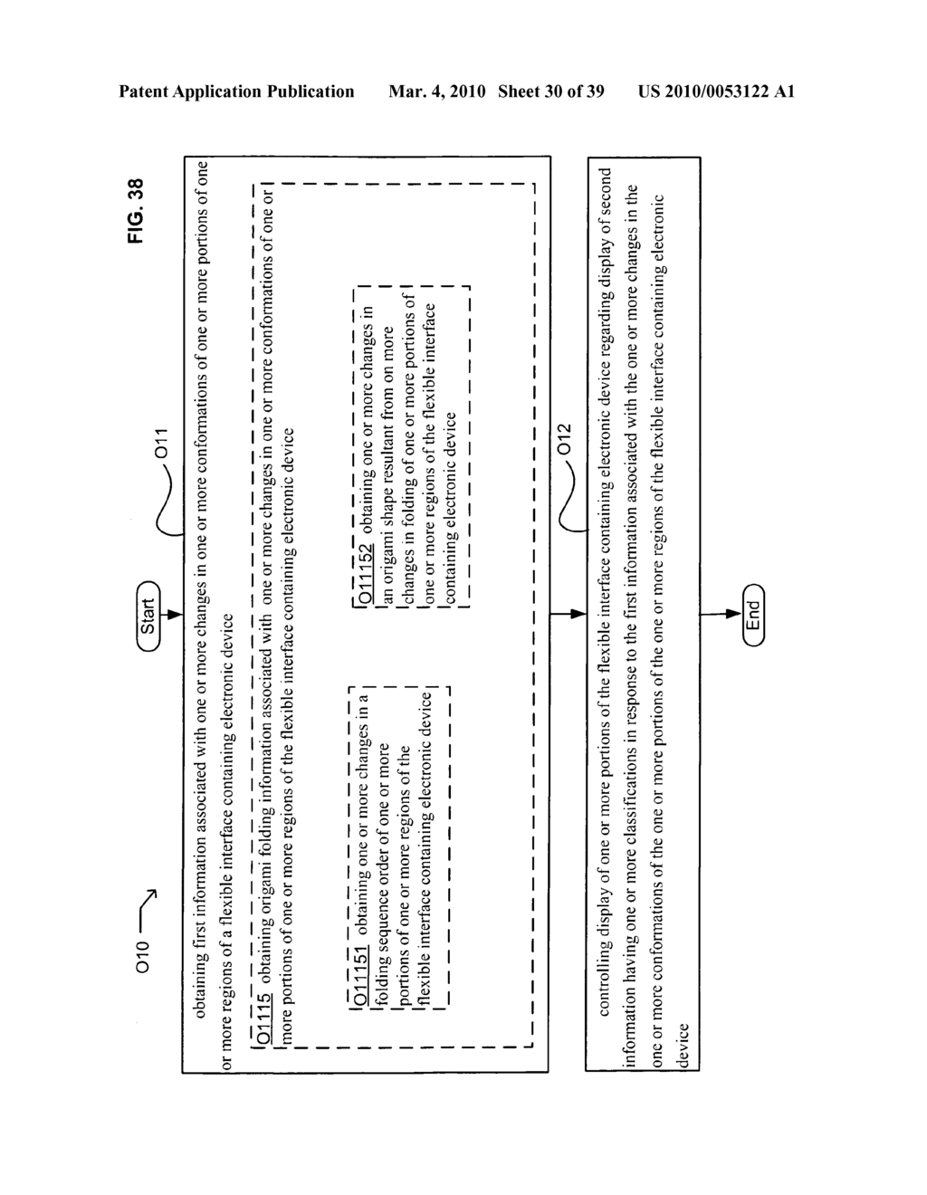 Display control of classified content based on flexible interface E-paper conformation - diagram, schematic, and image 31
