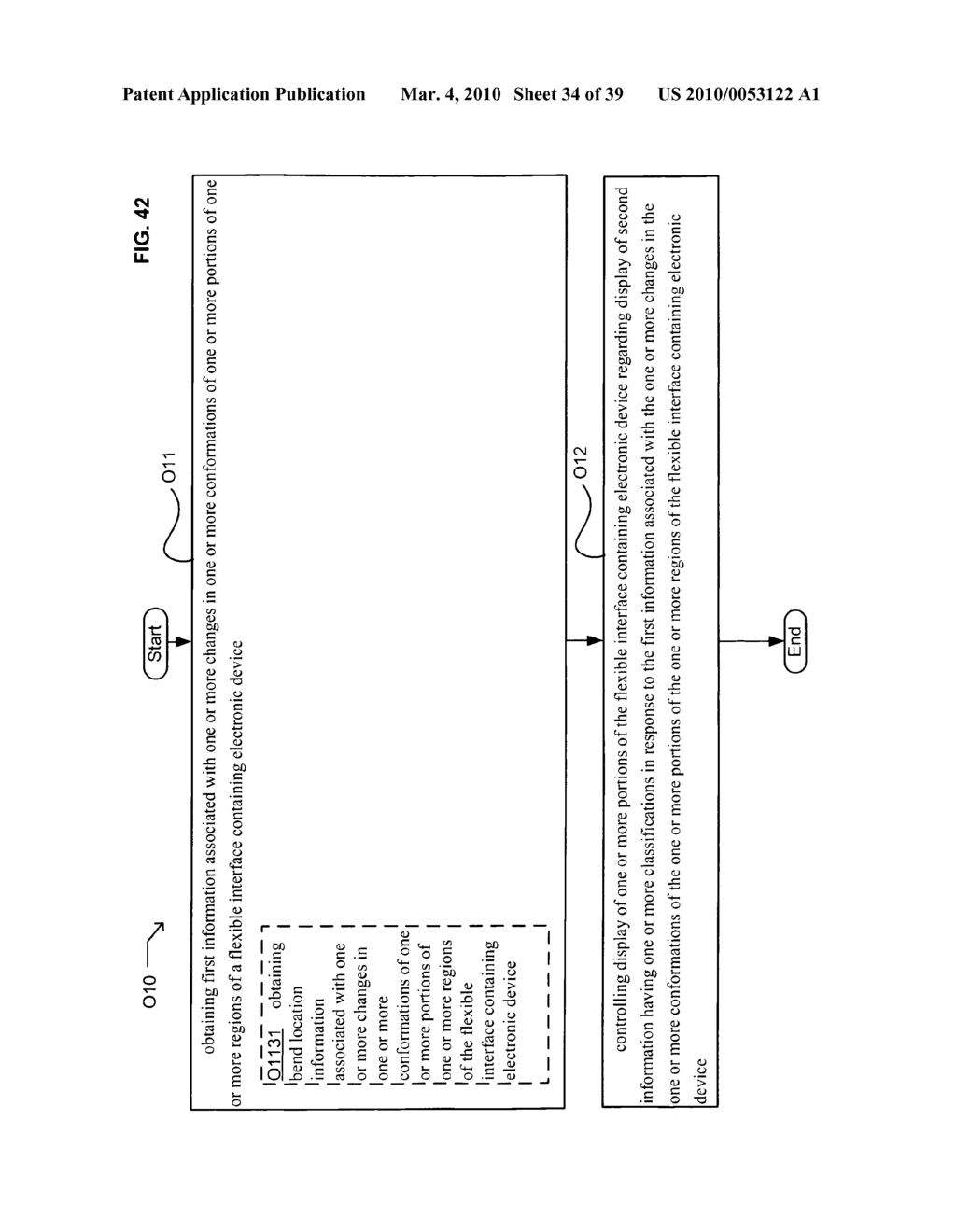 Display control of classified content based on flexible interface E-paper conformation - diagram, schematic, and image 35