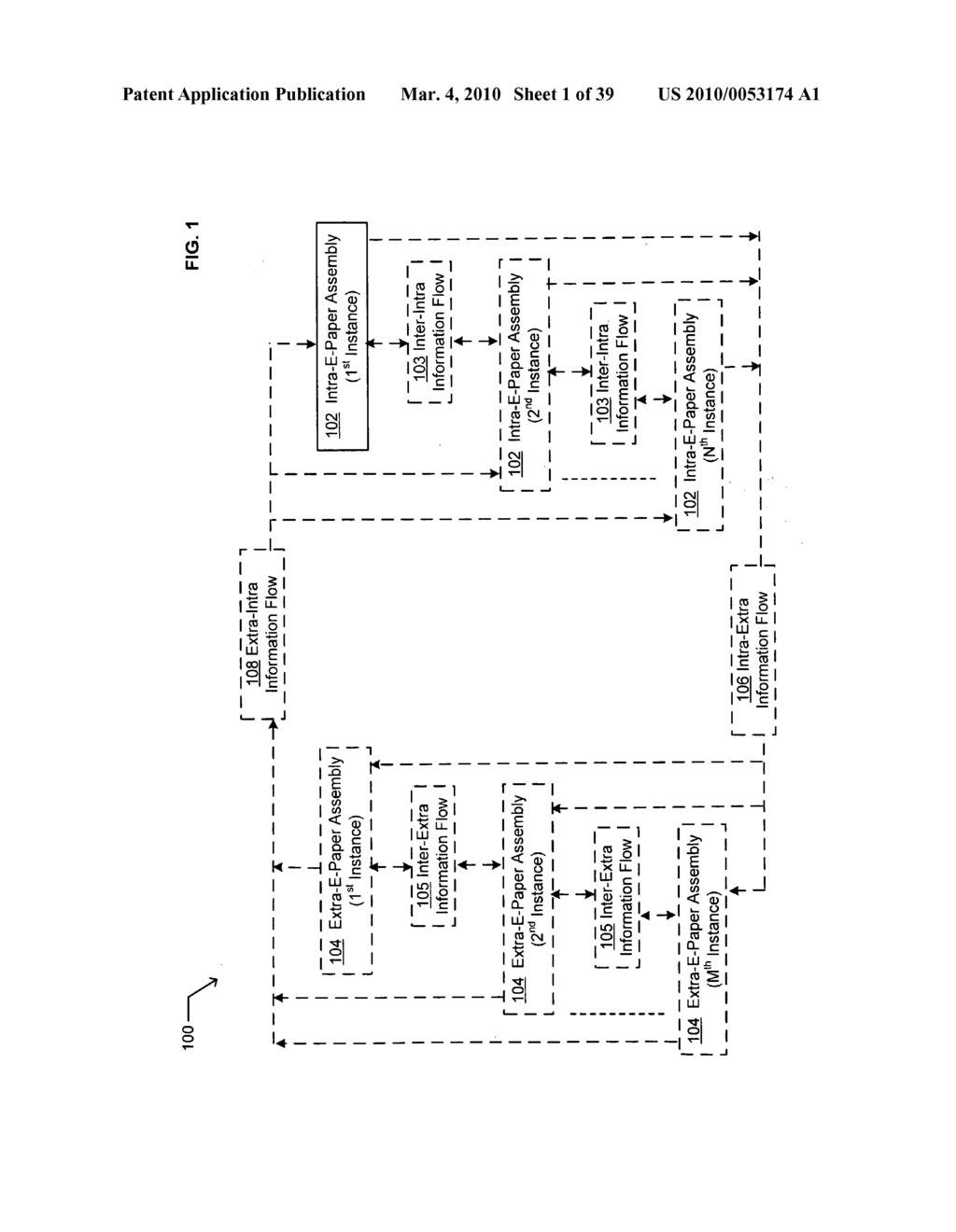 Display control of classified content based on flexible interface e-paper conformation - diagram, schematic, and image 02
