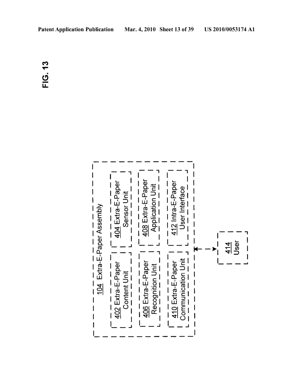 Display control of classified content based on flexible interface e-paper conformation - diagram, schematic, and image 14