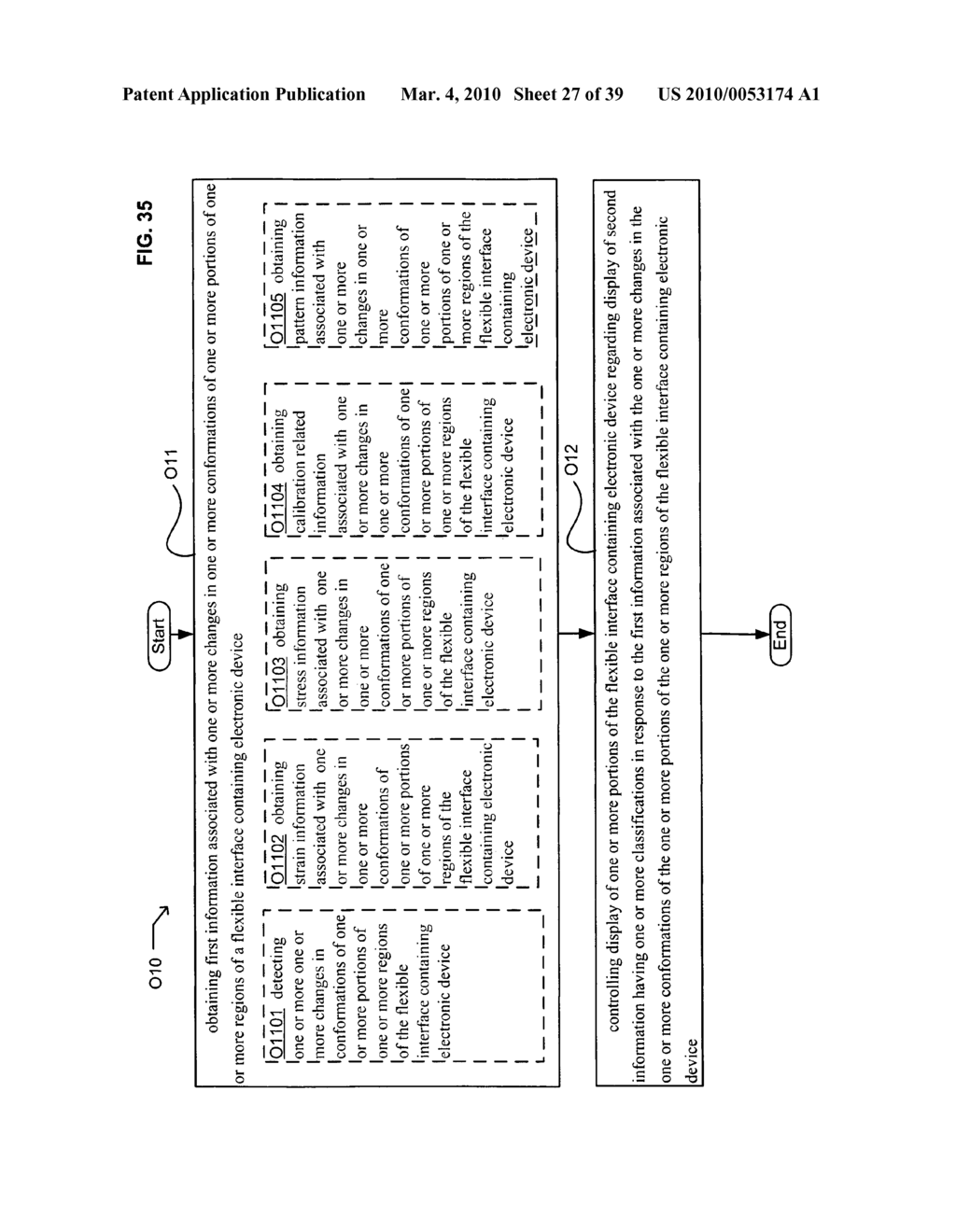 Display control of classified content based on flexible interface e-paper conformation - diagram, schematic, and image 28