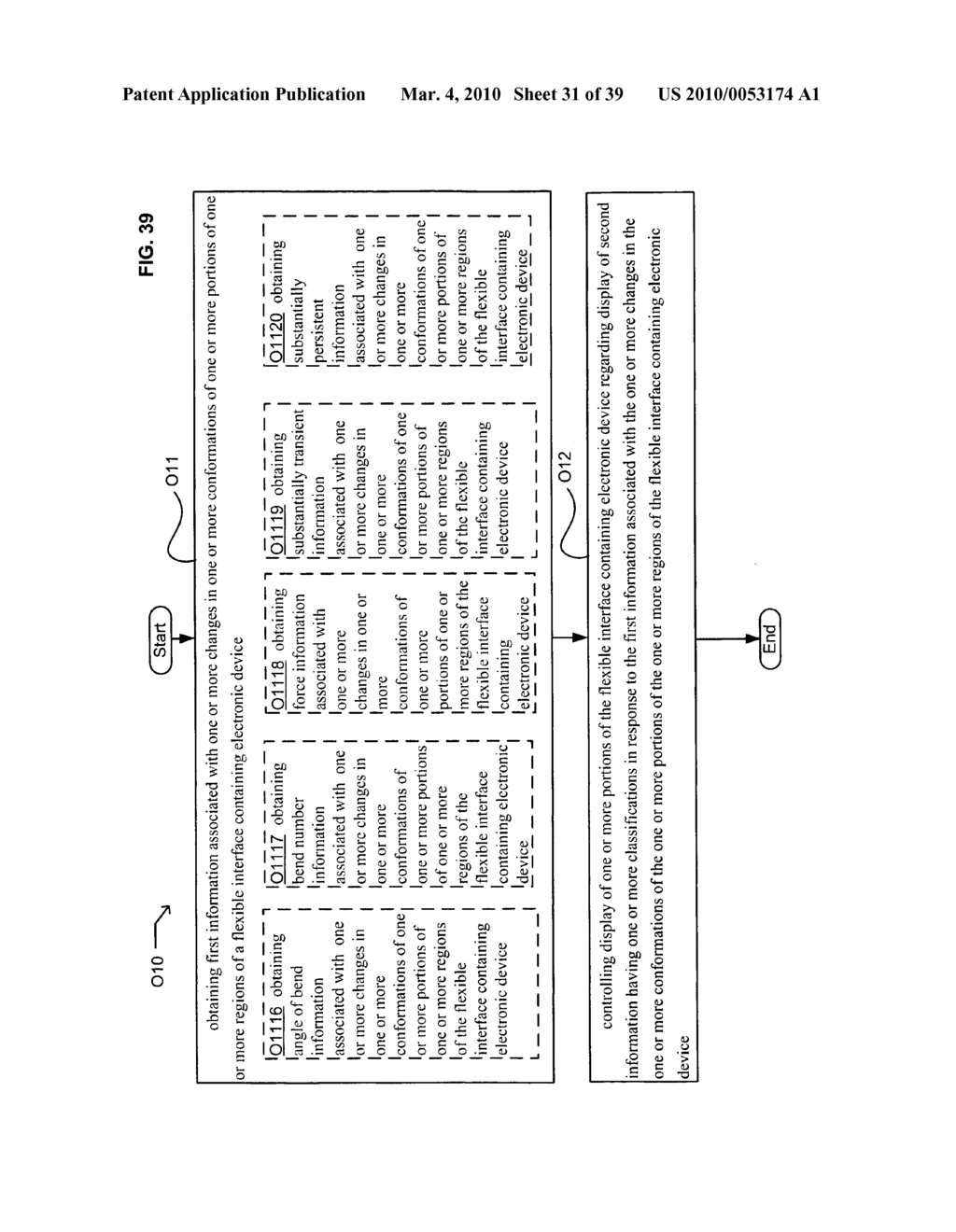 Display control of classified content based on flexible interface e-paper conformation - diagram, schematic, and image 32
