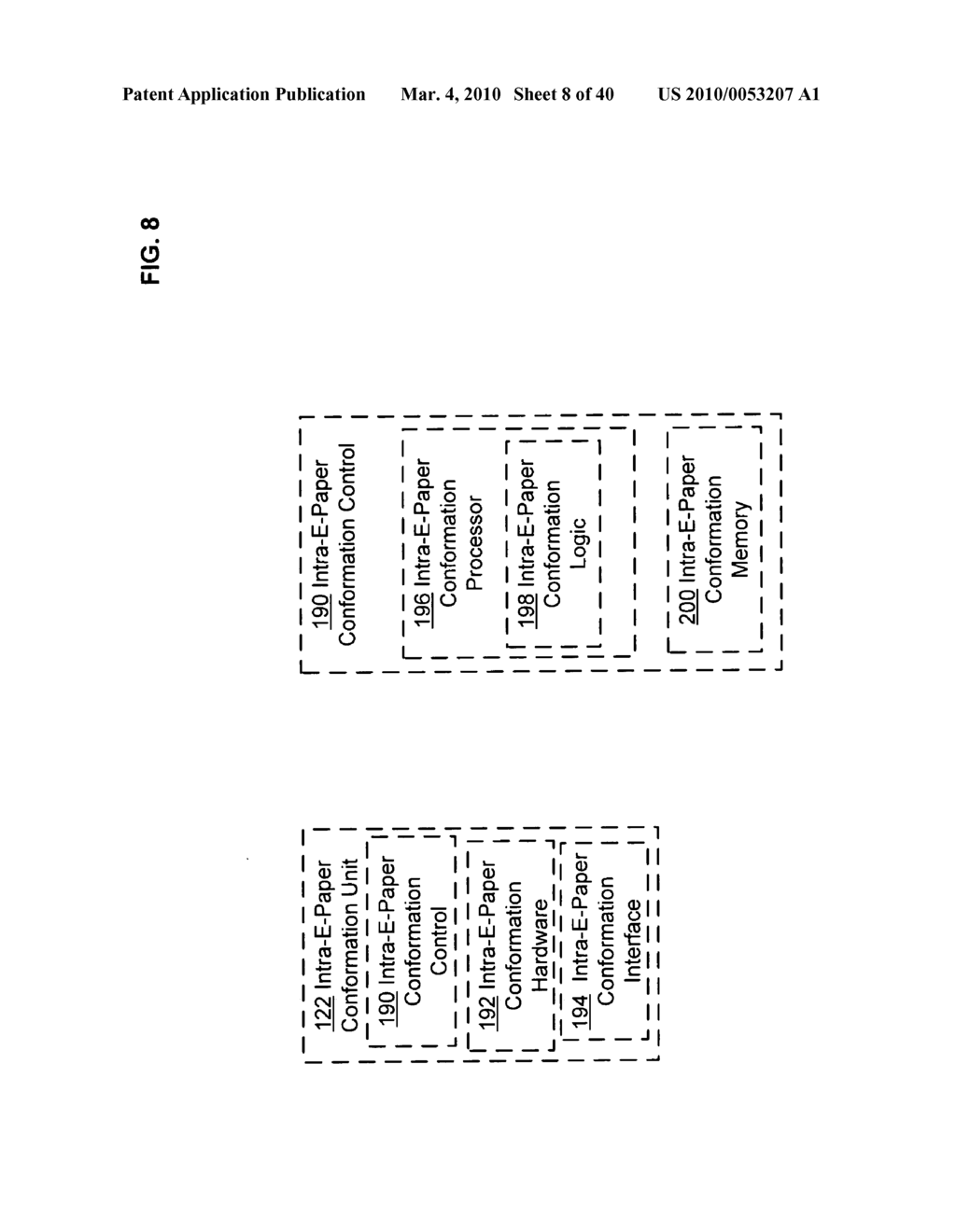 Application control based on flexible electronic device conformation sequence status - diagram, schematic, and image 09