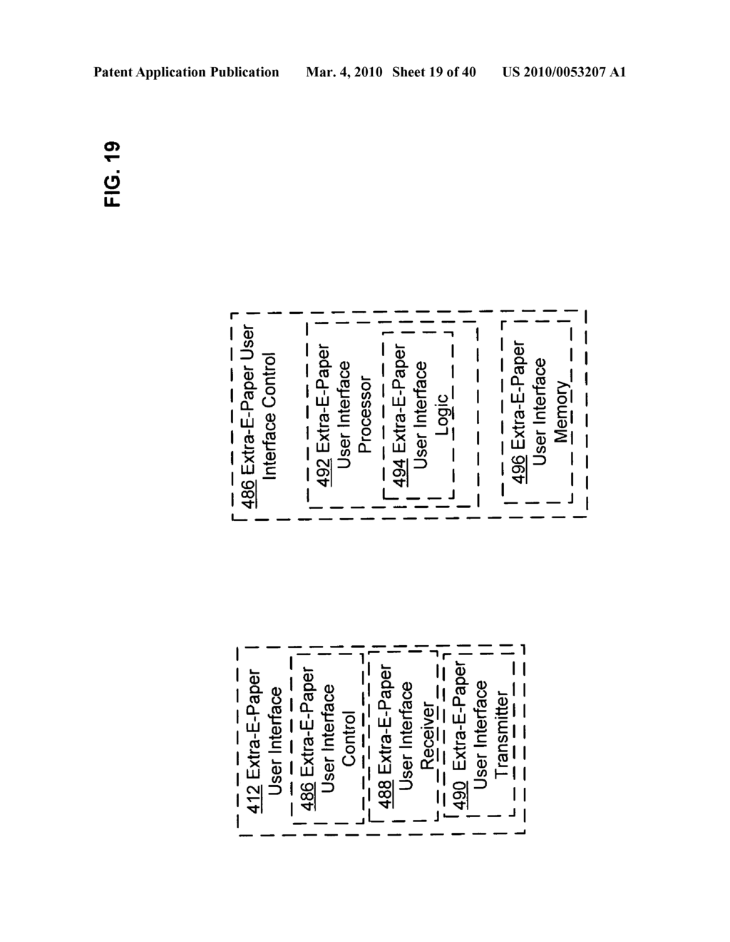 Application control based on flexible electronic device conformation sequence status - diagram, schematic, and image 20