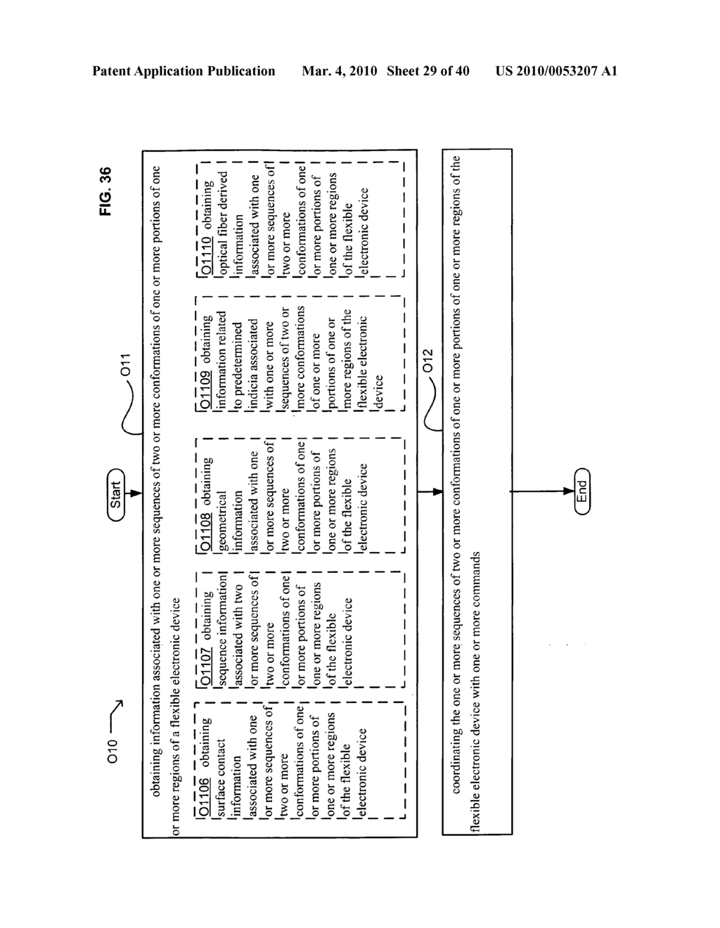 Application control based on flexible electronic device conformation sequence status - diagram, schematic, and image 30