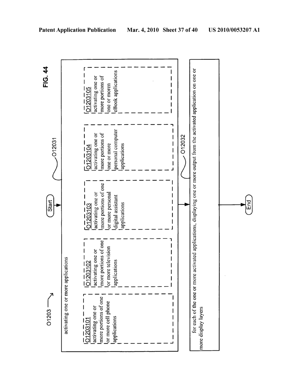 Application control based on flexible electronic device conformation sequence status - diagram, schematic, and image 38