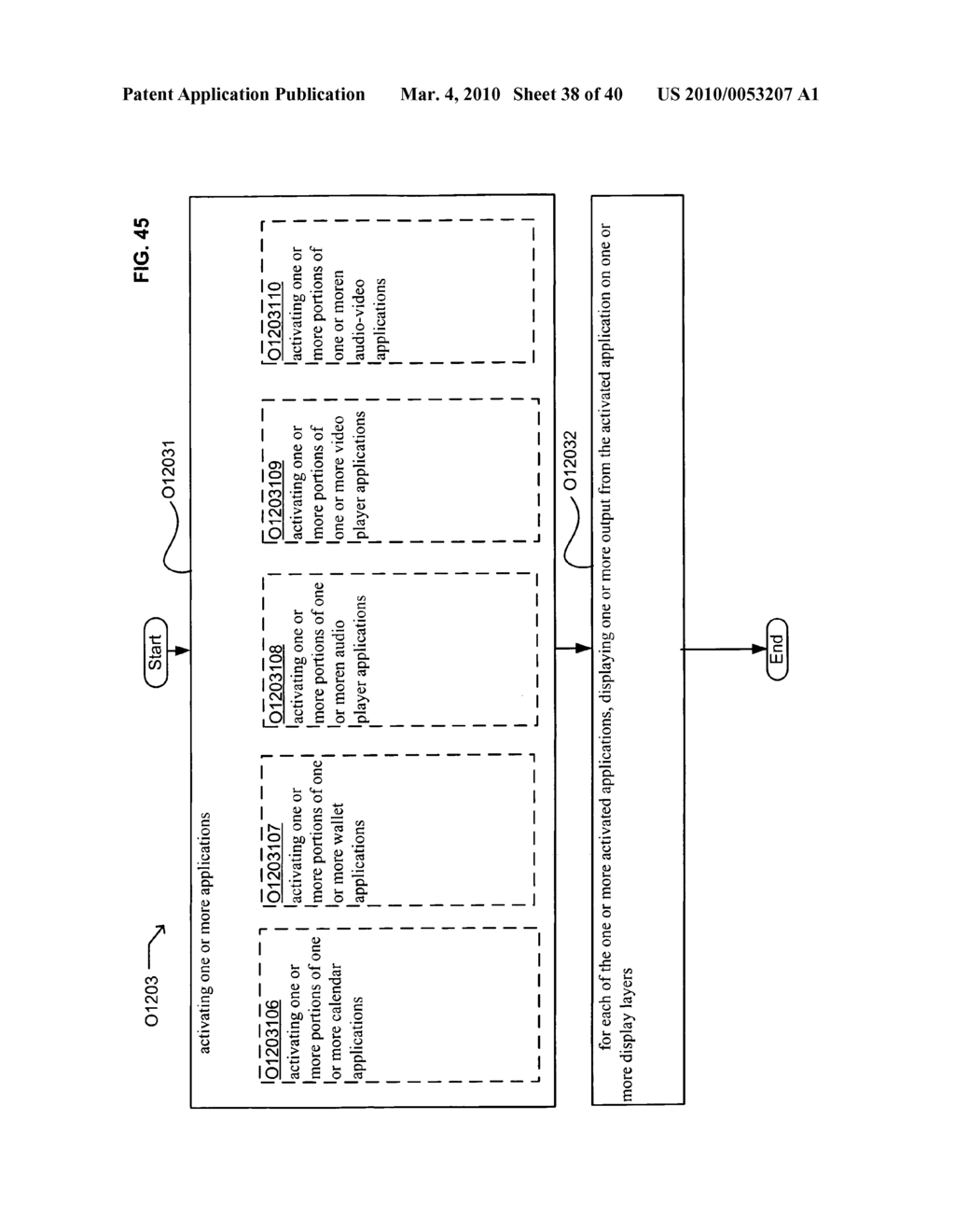 Application control based on flexible electronic device conformation sequence status - diagram, schematic, and image 39