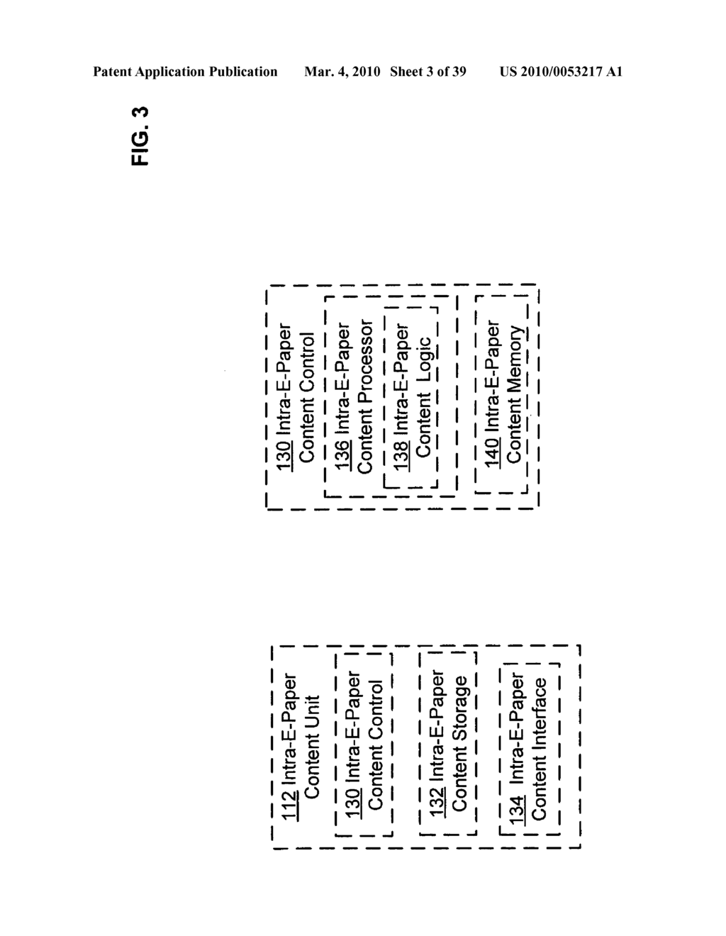 E-paper display control of classified content based on E-paper conformation - diagram, schematic, and image 04