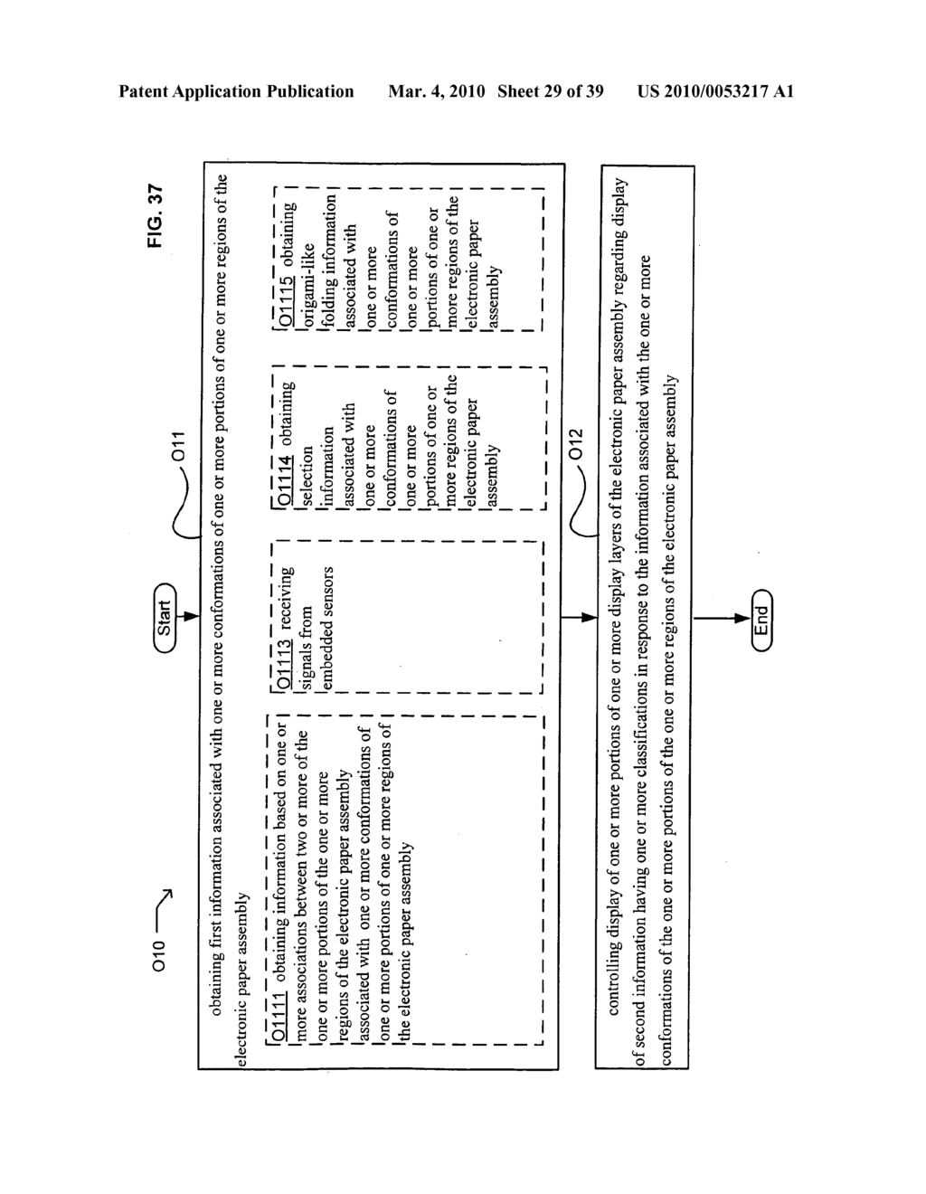 E-paper display control of classified content based on E-paper conformation - diagram, schematic, and image 30