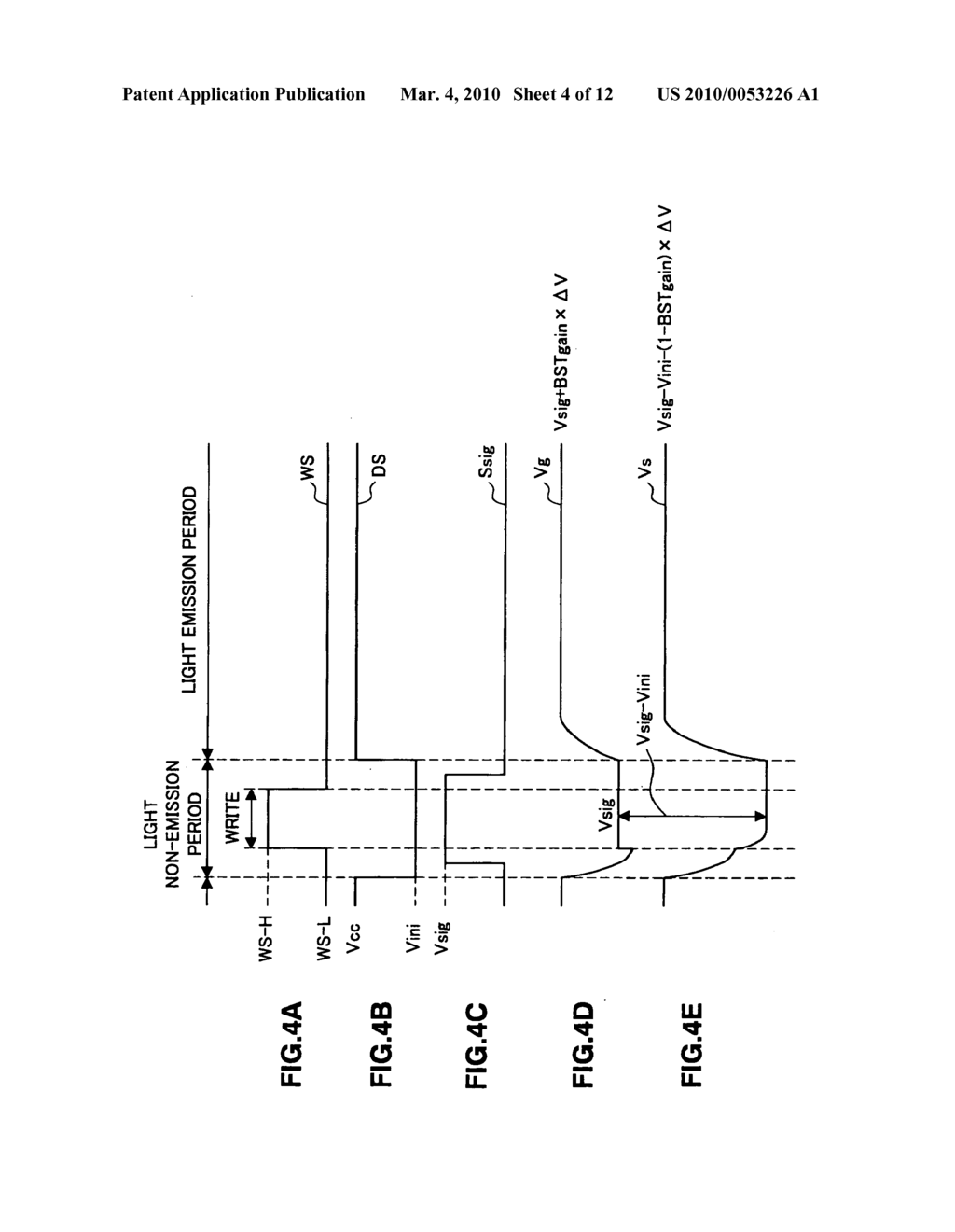 Image display apparatus and method for driving the same - diagram, schematic, and image 05
