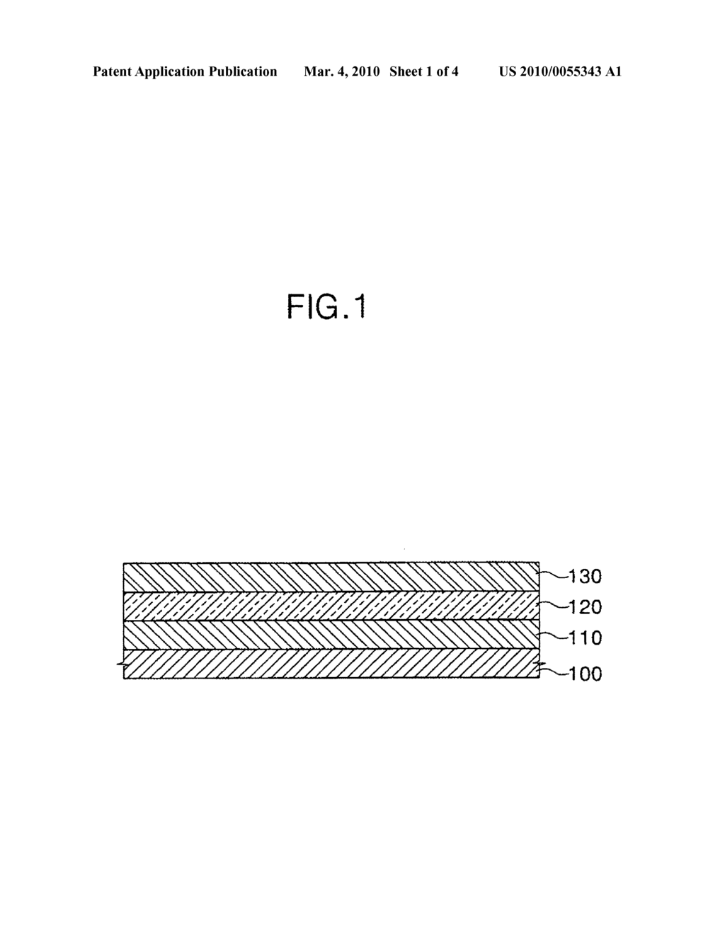 Donor substrate for laser induced thermal imaging and method of fabricating organic light emitting diode using the same - diagram, schematic, and image 02