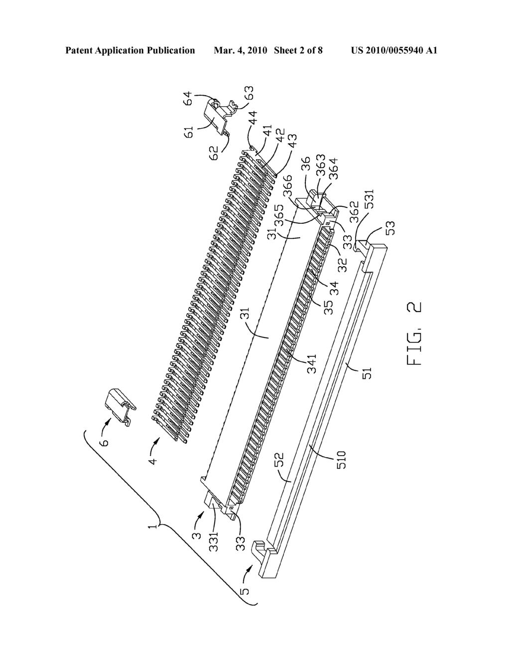 FPC CONNECTOR HAVING MOVEABLE SLIDER FACILITATING ELECTRICAL