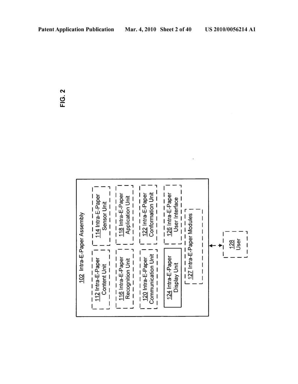 Application control based on flexible interface conformation sequence status - diagram, schematic, and image 03