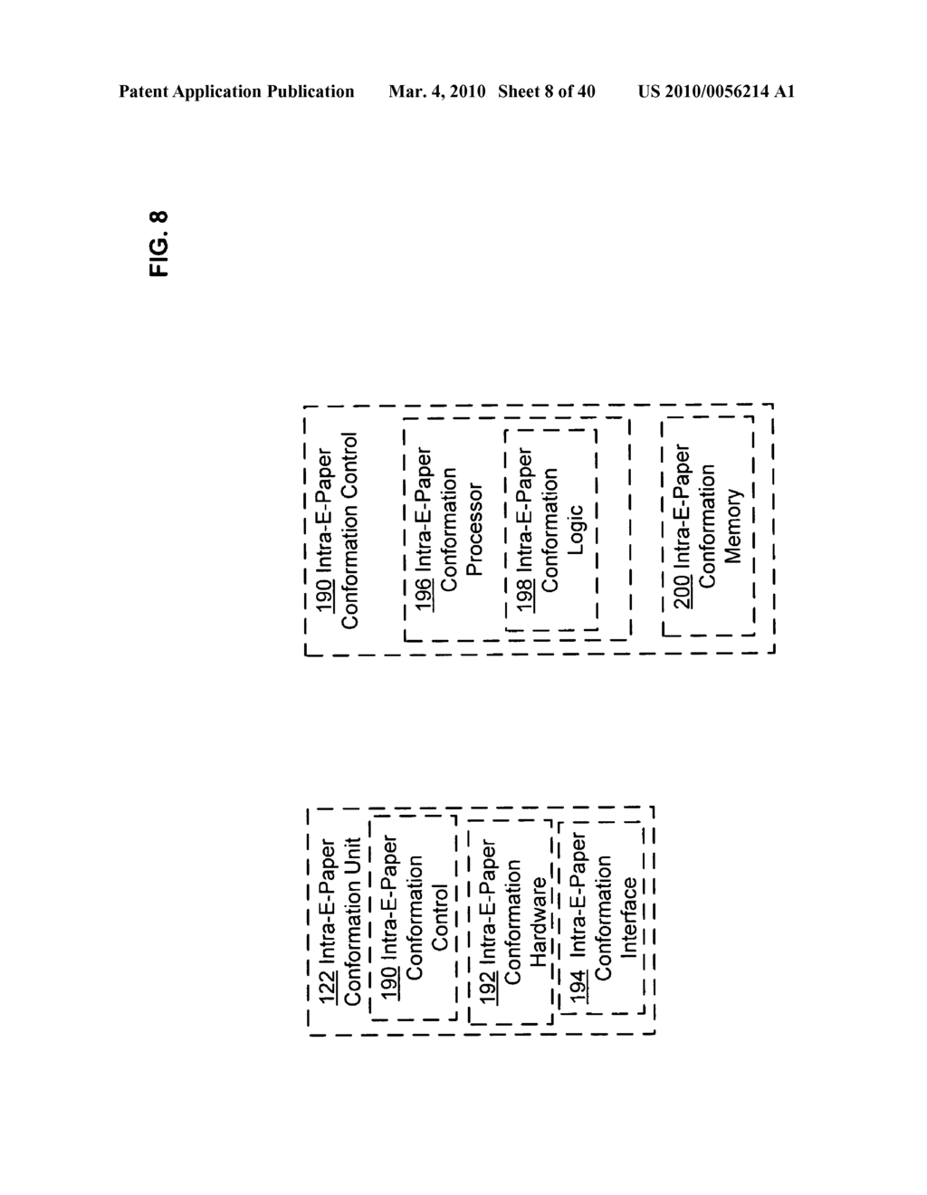Application control based on flexible interface conformation sequence status - diagram, schematic, and image 09