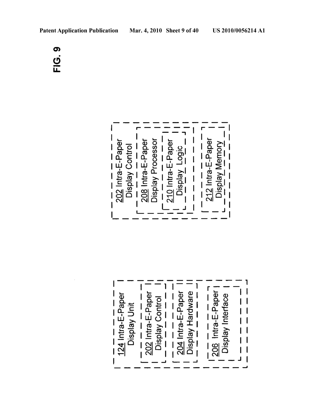 Application control based on flexible interface conformation sequence status - diagram, schematic, and image 10