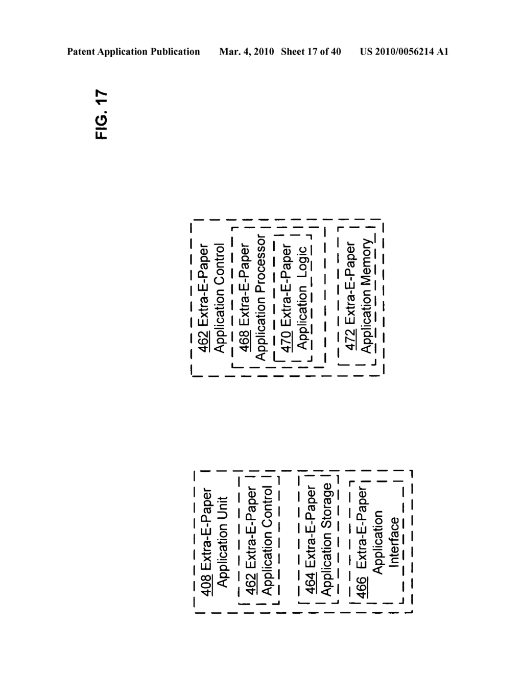 Application control based on flexible interface conformation sequence status - diagram, schematic, and image 18