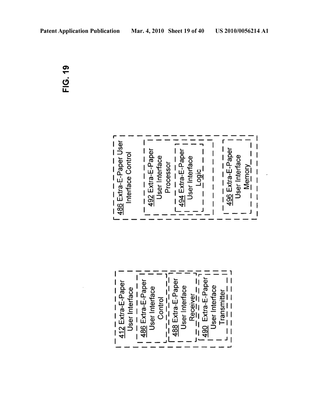 Application control based on flexible interface conformation sequence status - diagram, schematic, and image 20