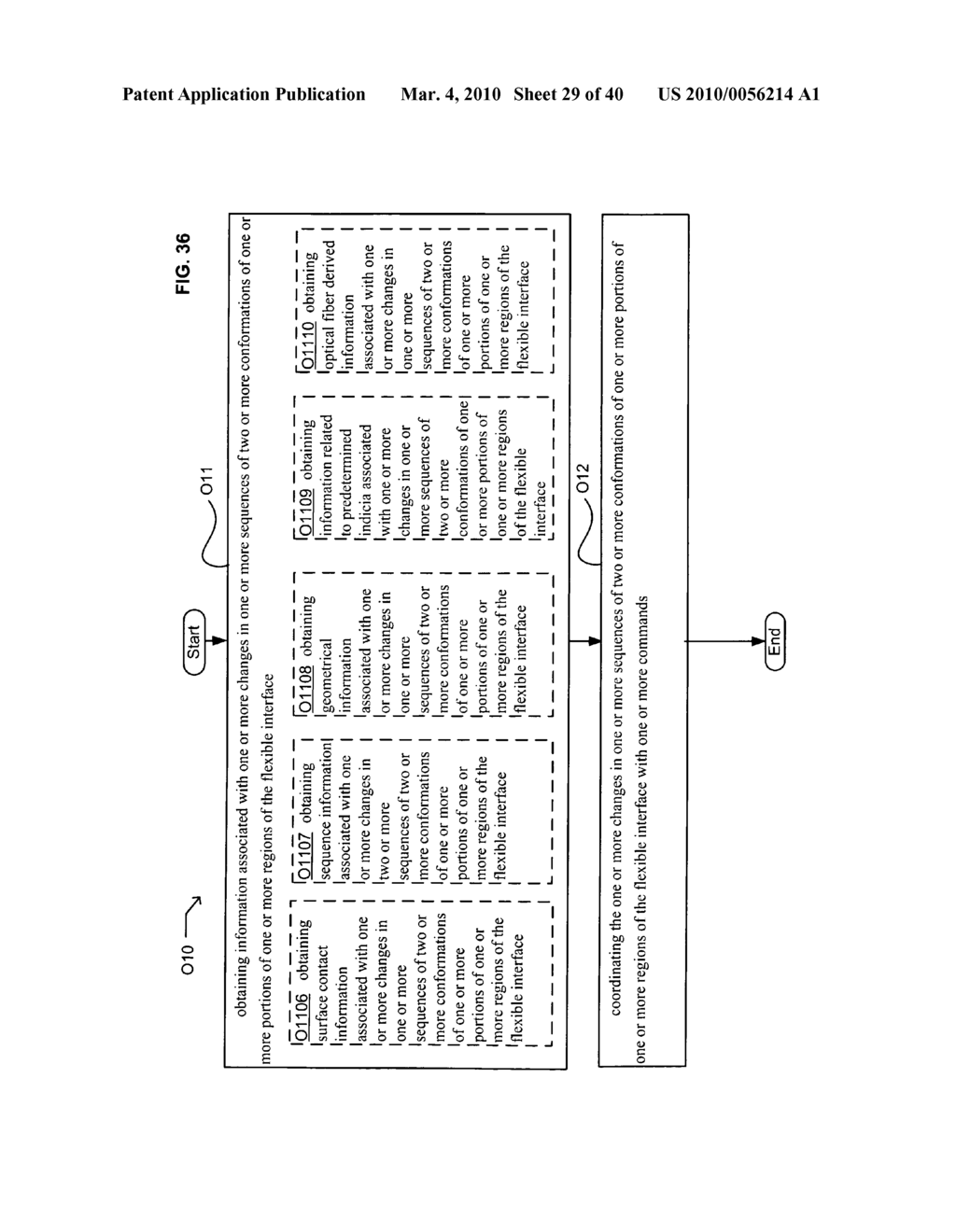 Application control based on flexible interface conformation sequence status - diagram, schematic, and image 30
