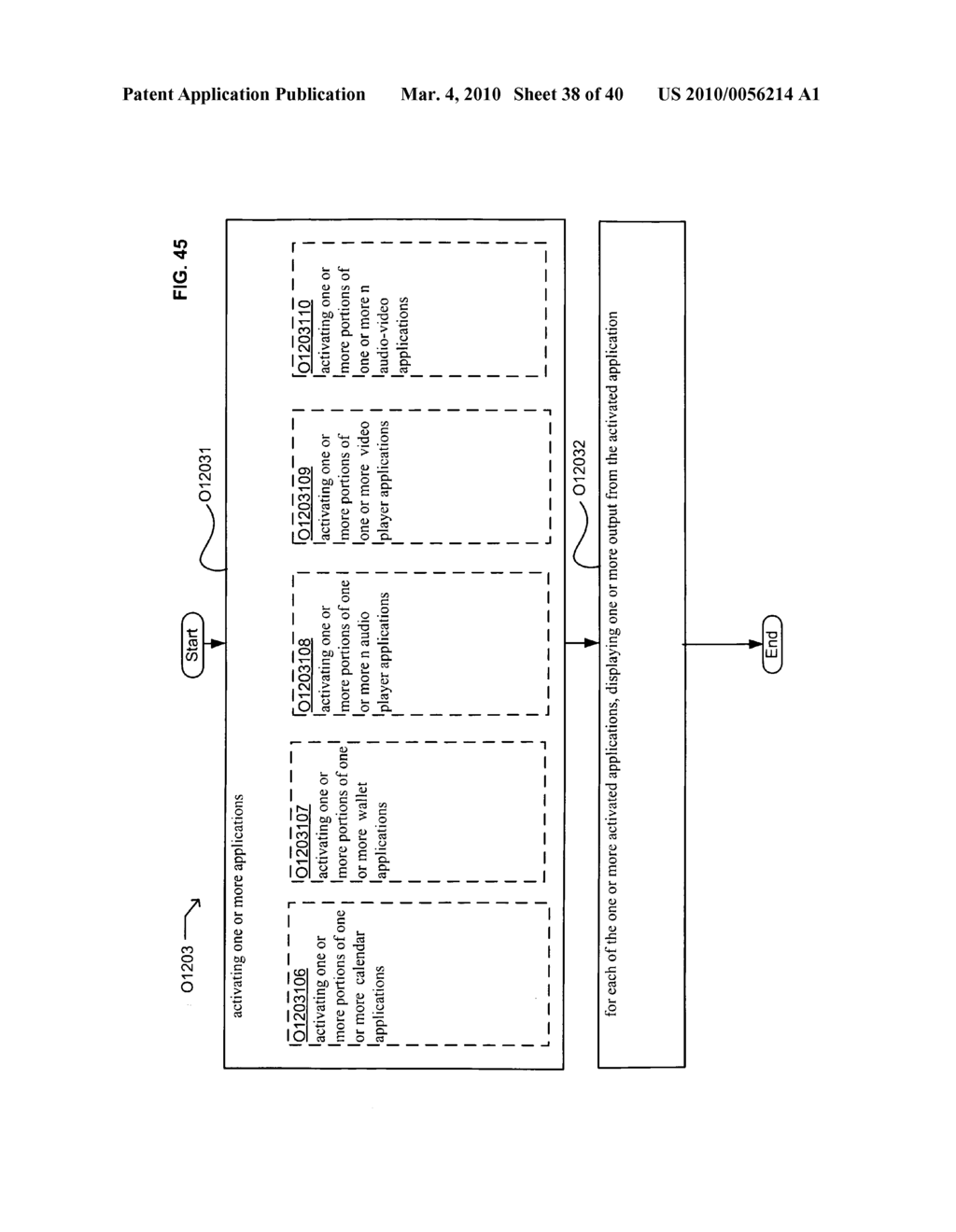 Application control based on flexible interface conformation sequence status - diagram, schematic, and image 39