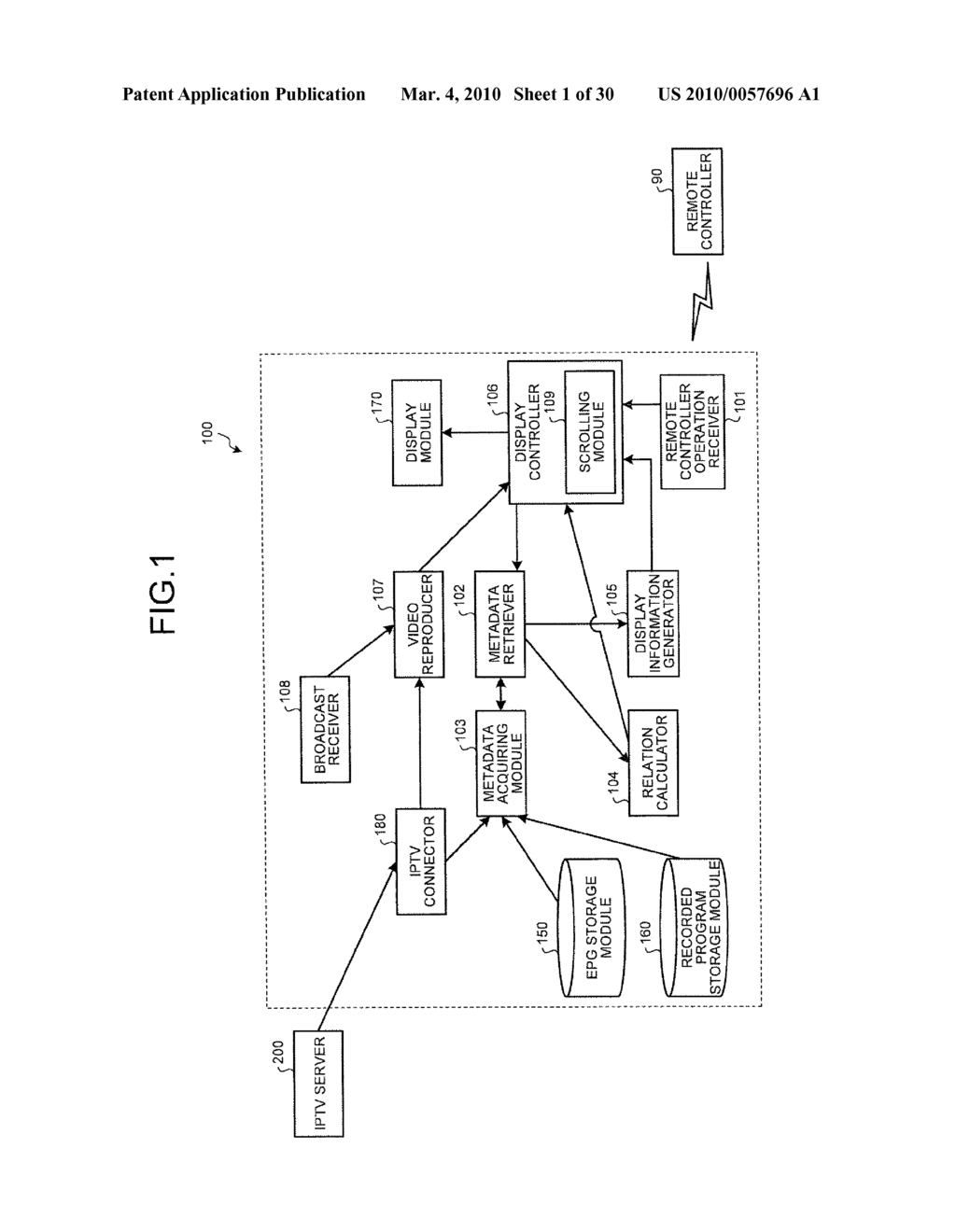 Display Processing Apparatus, Display Processing Method, and Computer Program Product - diagram, schematic, and image 02