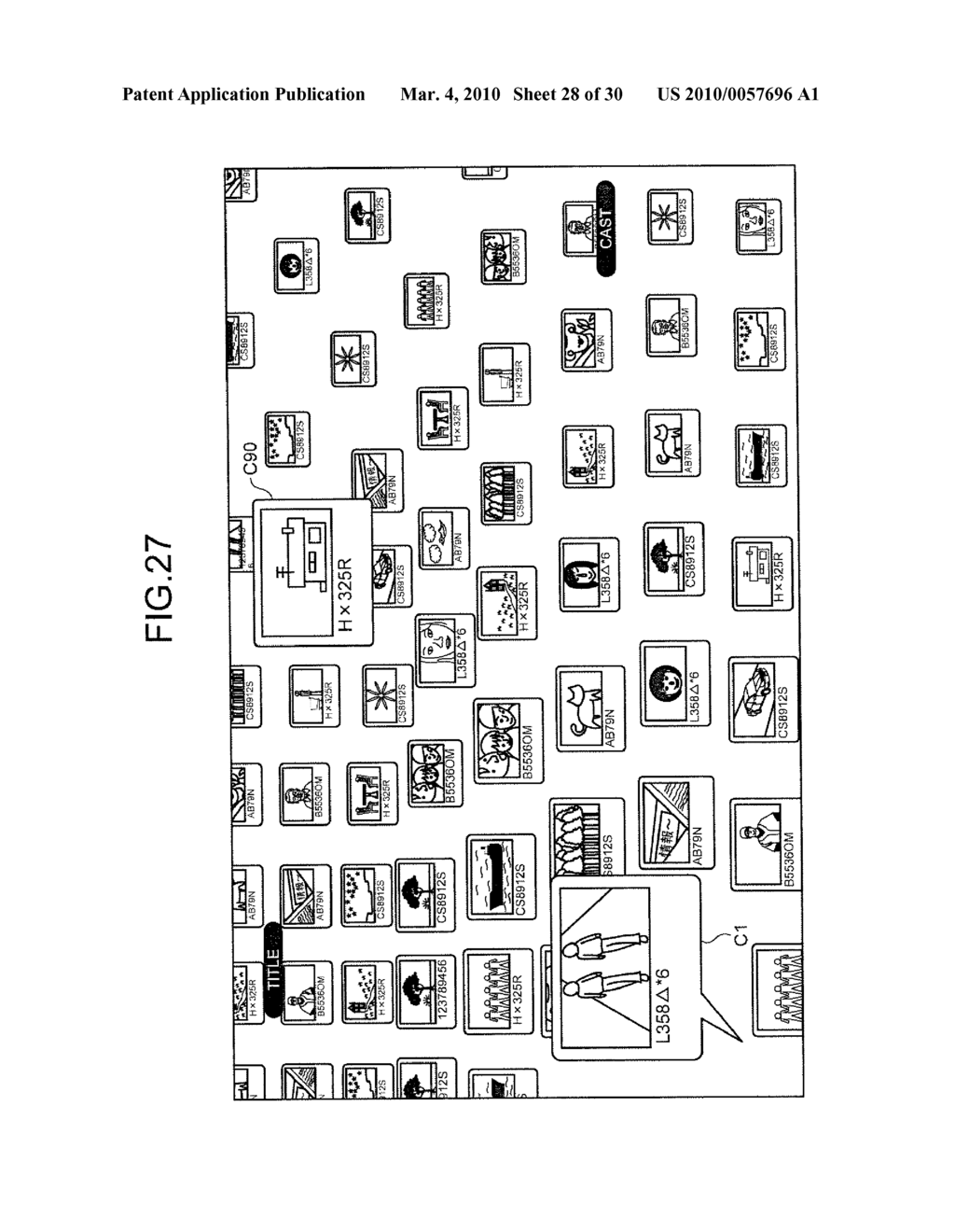 Display Processing Apparatus, Display Processing Method, and Computer Program Product - diagram, schematic, and image 29