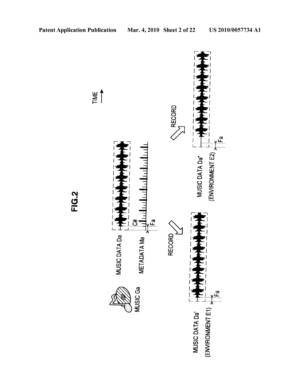 MUSIC PROCESSING METHOD, MUSIC PROCESSING APPARATUS AND PROGRAM - diagram, schematic, and image 03