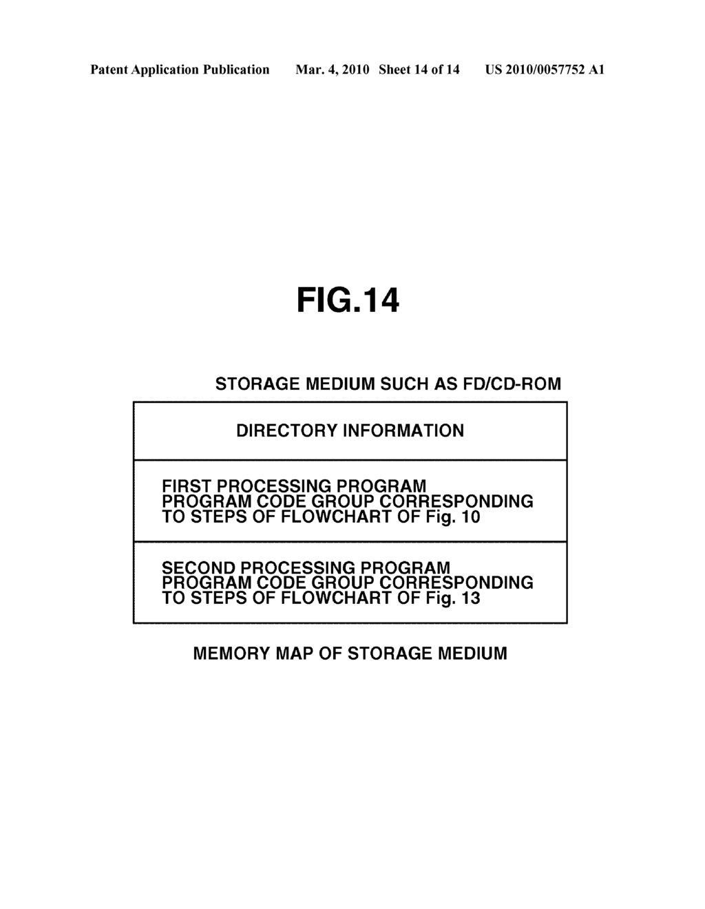 DOCUMENT MANAGEMENT APPARATUS, DOCUMENT MANAGEMENT METHOD, AND PROGRAM - diagram, schematic, and image 15