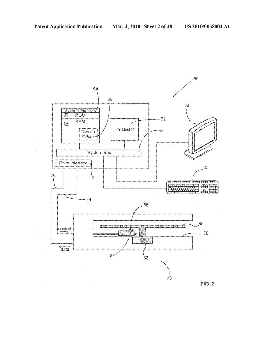 Method of manufacturing a limited use data storing device - diagram, schematic, and image 03