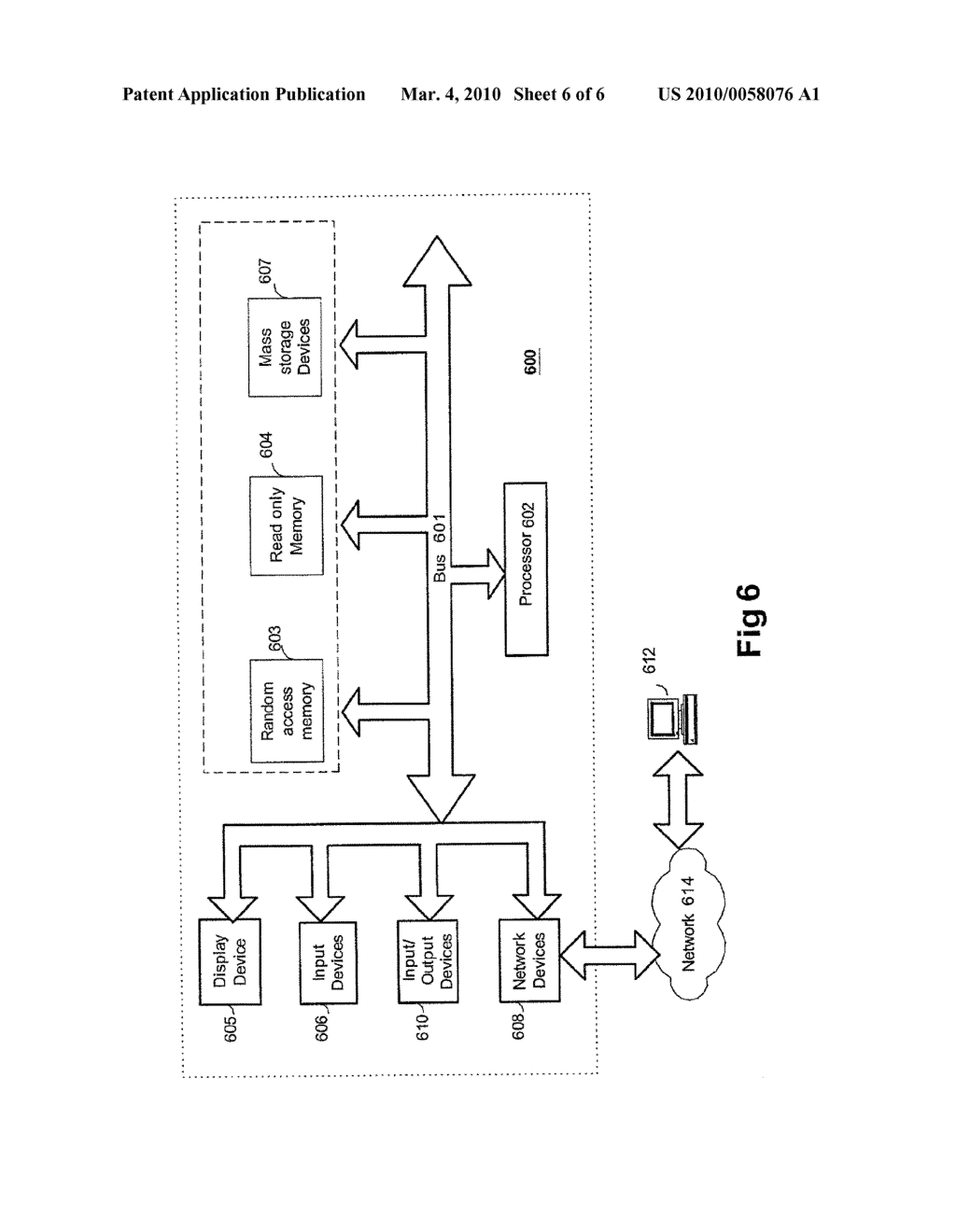 METHOD AND APPARATUS FOR LOADING A TRUSTABLE OPERATING SYSTEM - diagram, schematic, and image 07