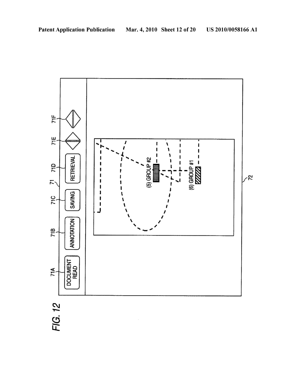 INFORMATION PROCESSING APPARATUS, INFORMATION PROCESSING METHOD, AND COMPUTER READABLE MEDIUM - diagram, schematic, and image 13