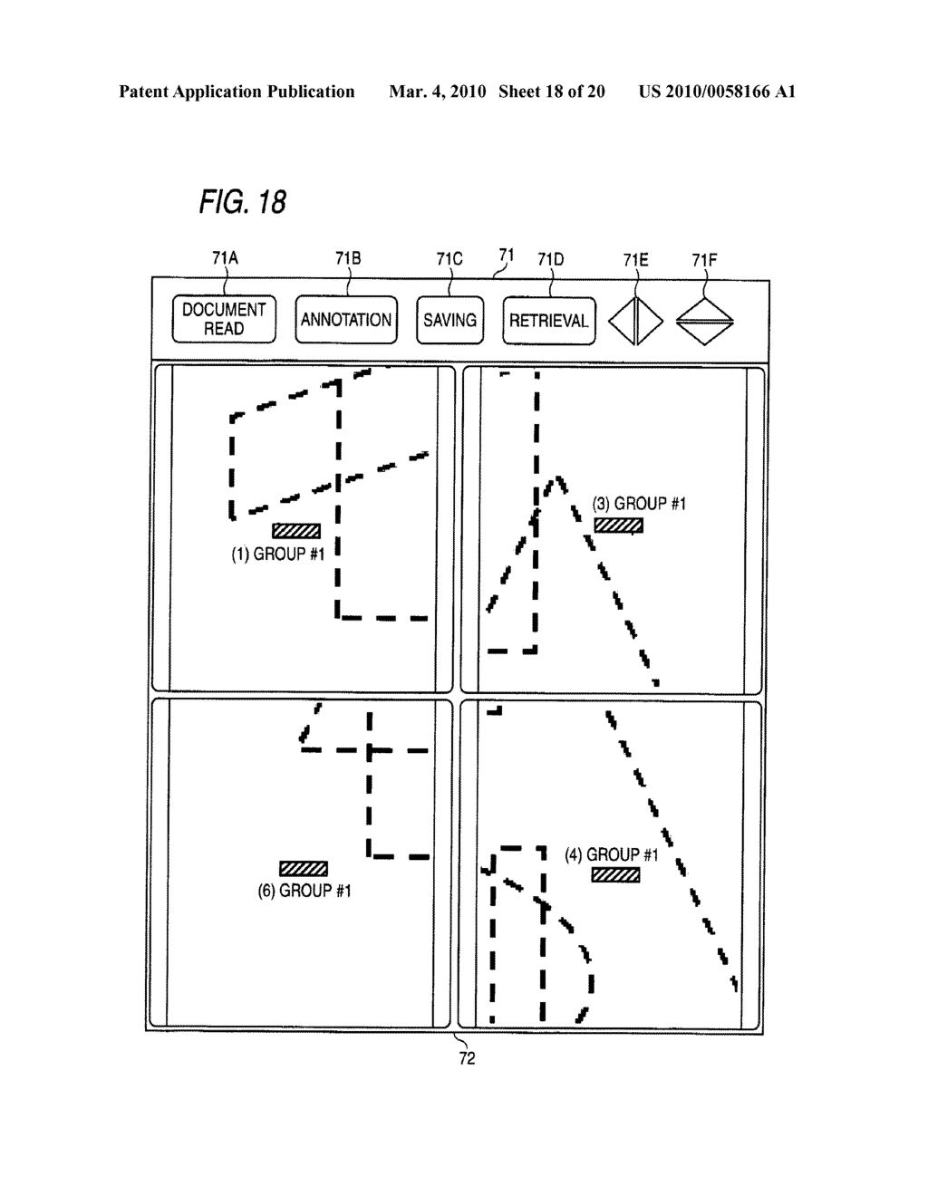 INFORMATION PROCESSING APPARATUS, INFORMATION PROCESSING METHOD, AND COMPUTER READABLE MEDIUM - diagram, schematic, and image 19