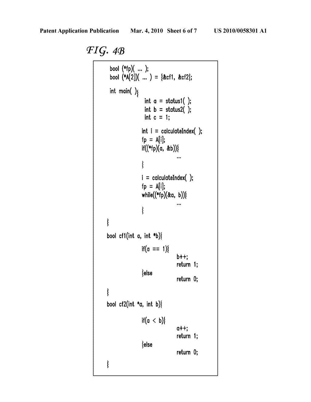 SYSTEM AND METHOD FOR BRANCH EXTRACTION OBFUSCATION - diagram, schematic, and image 07