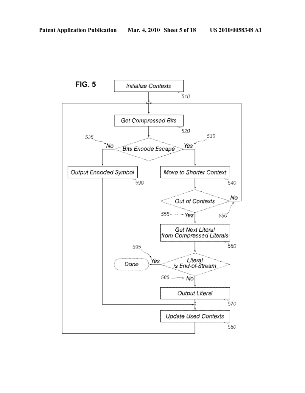 MEMORY MANAGEMENT FOR PREDICTION BY PARTIAL MATCHING CONTEXT MODELS - diagram, schematic, and image 06