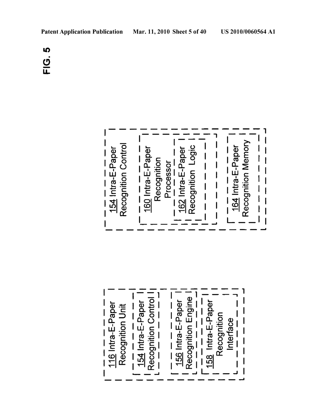 E-paper display control of classified content based on e-paper conformation - diagram, schematic, and image 06