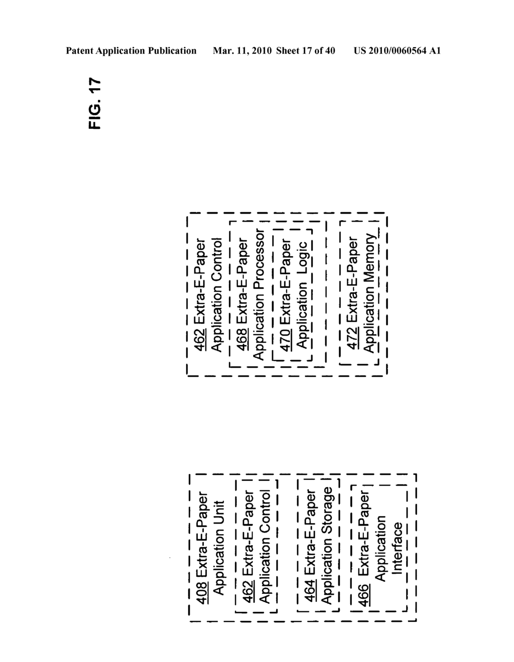 E-paper display control of classified content based on e-paper conformation - diagram, schematic, and image 18