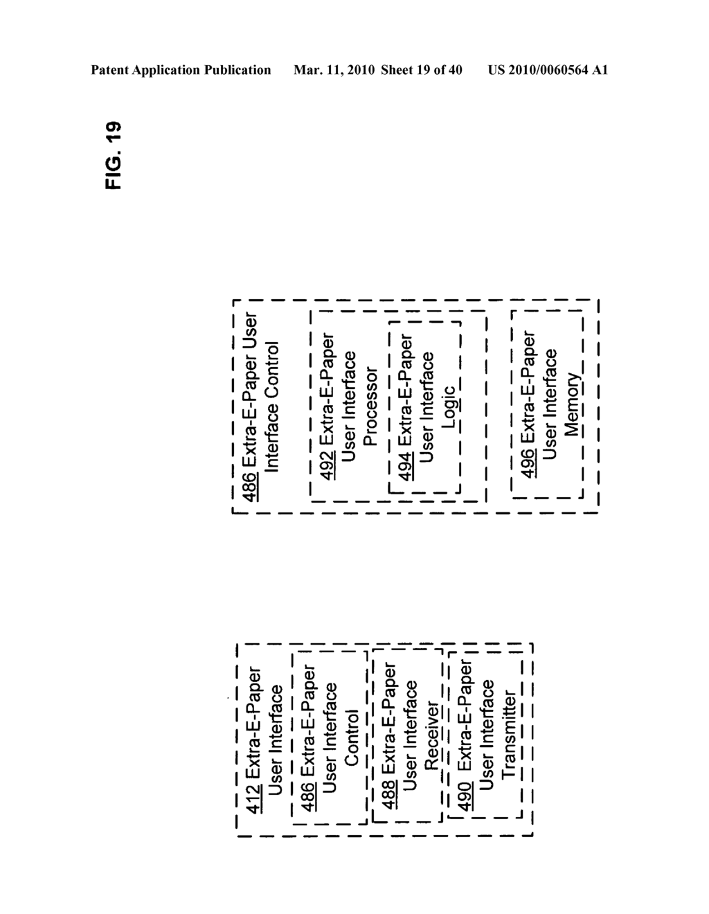 E-paper display control of classified content based on e-paper conformation - diagram, schematic, and image 20